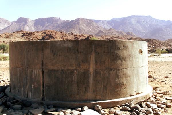 Puits dans le désert - blog Bar à Voyages