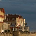 Panoramique plage centrale de Hossegor- blog voyages - Bar à Voyages
