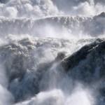 Le débit impressionnant des chutes de la Chaudière - Québec