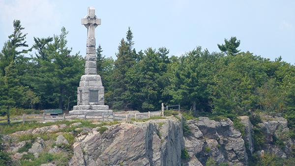 Grosse Île, porte d'entrée des migrants au Québec
