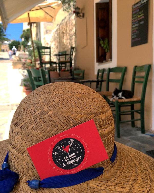 Chalikouti, café coopératif à Rethymnon