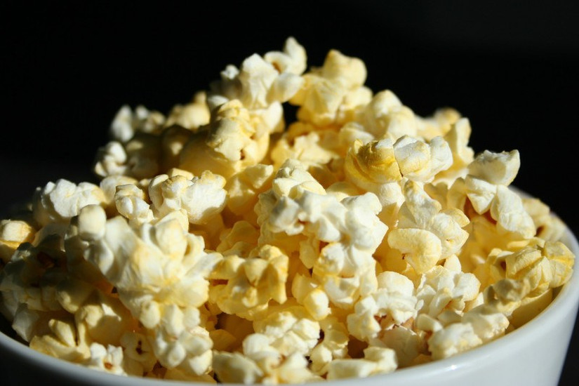pop corn ou maïs éclaté en québécois