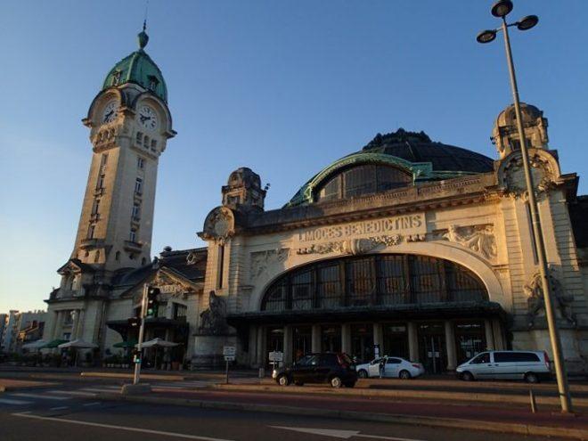 Gare Limoges