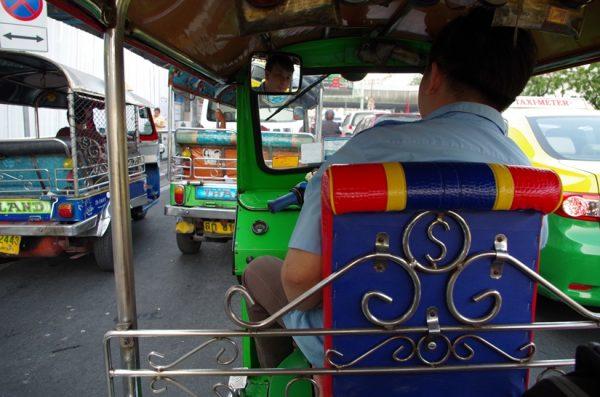 Tuk-Tuk Bangkok