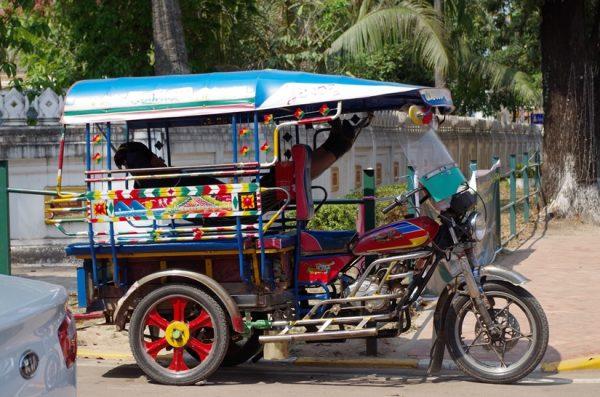 Tuk-Tuk Laos