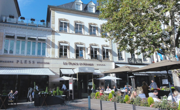 hotel au Luxembourg - blog Bar a Voyages
