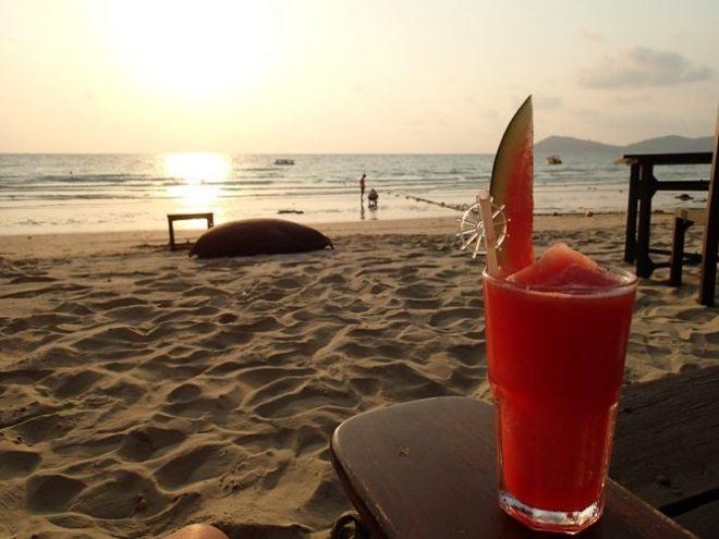 Koh Samet coucher soleil