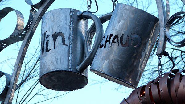Le vin chaud, incontournable du Marché de Noël ©Franck/Le Bar à Voyages