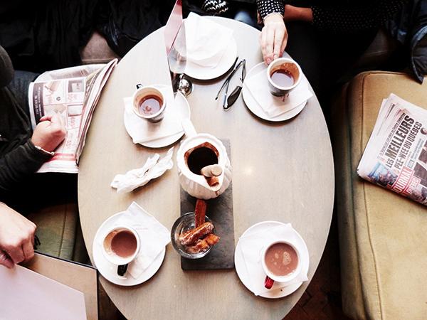 Chocolat pour tous ! ©Franck/Le Bar à Voyages