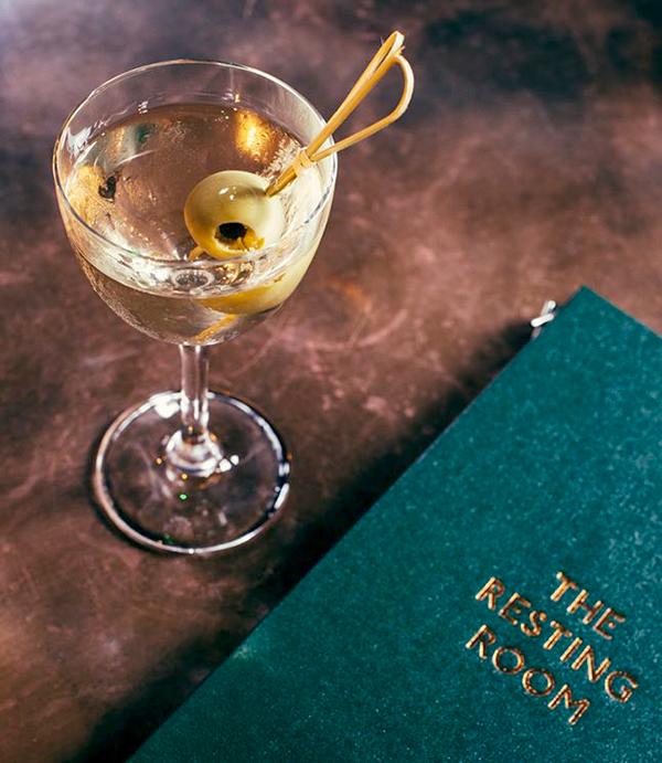 The Resting Room, l'espace pub de ©The Distillery
