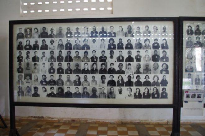 Prisonniers S21 Phnom Penh