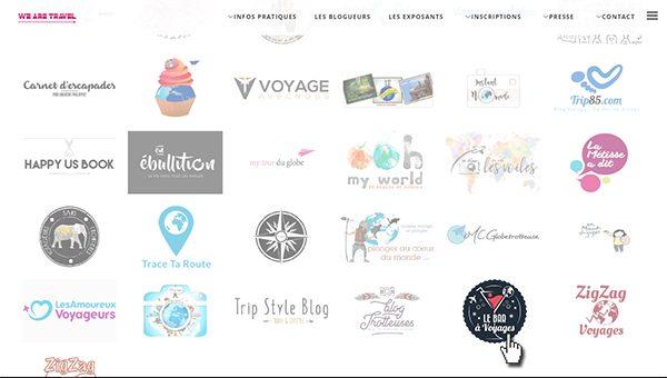 Le Bar à Voyages dans la cour des grands au Salon des Blogueurs de Voyage 2017 !