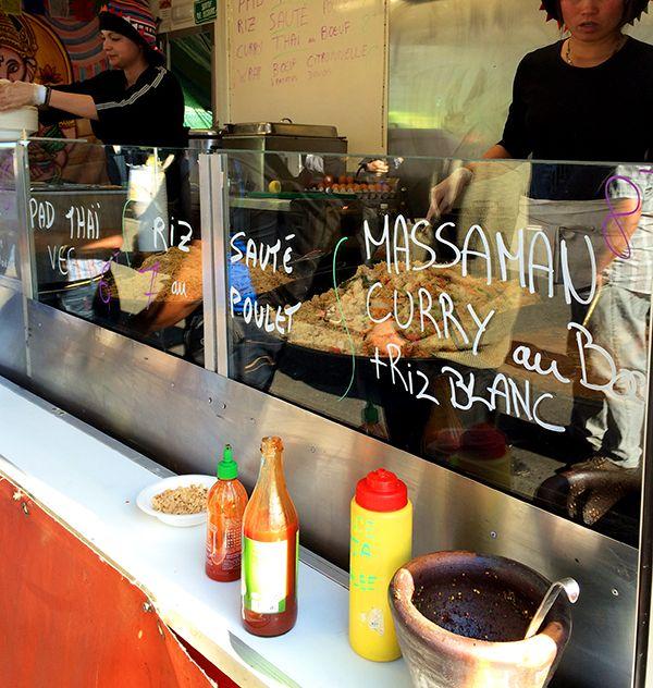 Musiques métisses et Saveurs métisses avec les foodtrucks du monde ©Le Bar à Voyages/Magali Renard