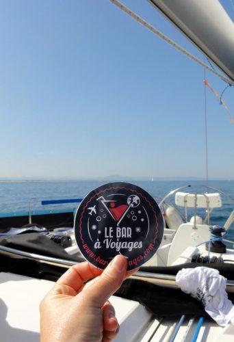 Balade en voilier approuvee - blog Bar a Voyages