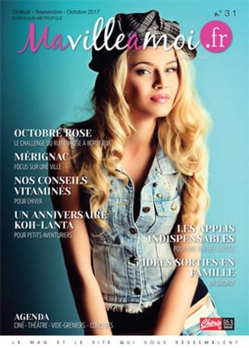 couverture magazine MaVilleAMoi