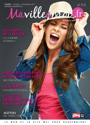 Couverture du magazine MaVilleAMoi n°32