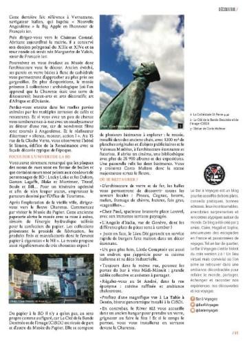 page 2 article Angoulême magazine Ma Ville à Moi 34