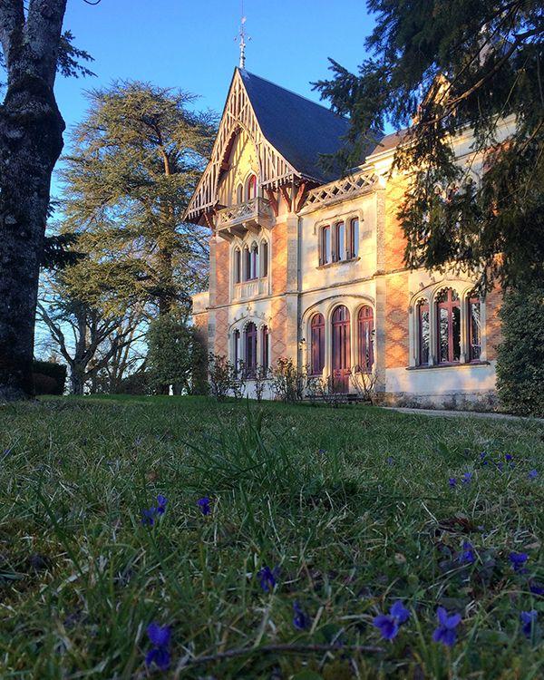 Château de Valcreuse à La Roche-Posay