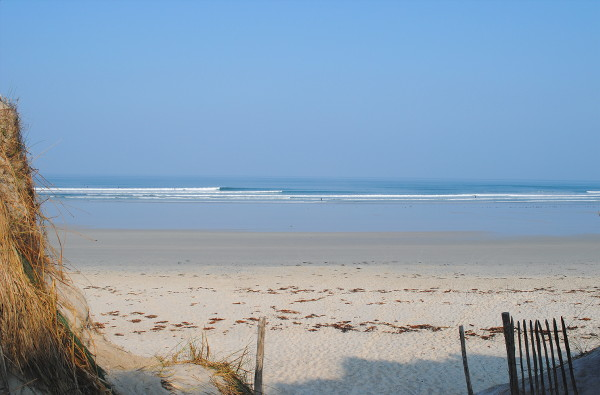 plage en Bretagne - blog Bar à Voyages