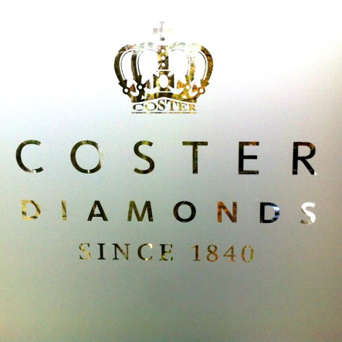 Coster Diamonds - Amsterdam - blog Bar à Voyages
