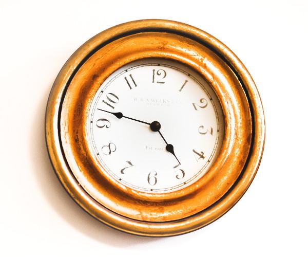 horloge - copyright pexels - blog Bar à Voyages