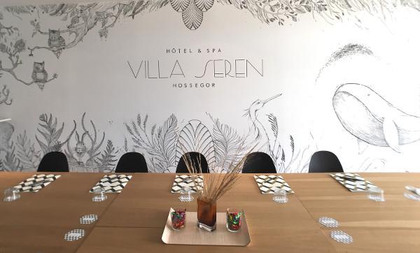 seminaire Villa Seren à Hossegor - blog Bar à Voyages