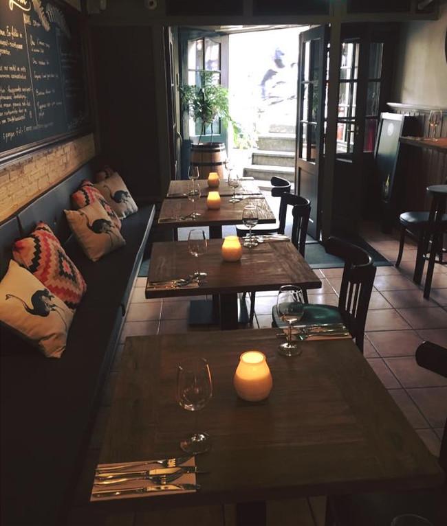 Restaurant De Struisvogel - blog Bar à Voyages