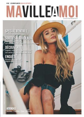 couverture du magazine MaVilleAMoi n°40