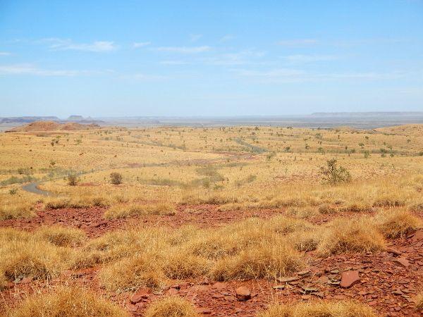 Australie de l'ouest : perdu au milieu de nulle part