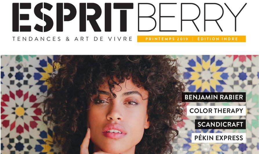 Couverture Esprit Berry n°5