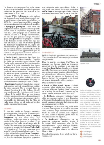 Article Amsterdam page 2 MaVilleAMoi45 - blog Bar a Voyages