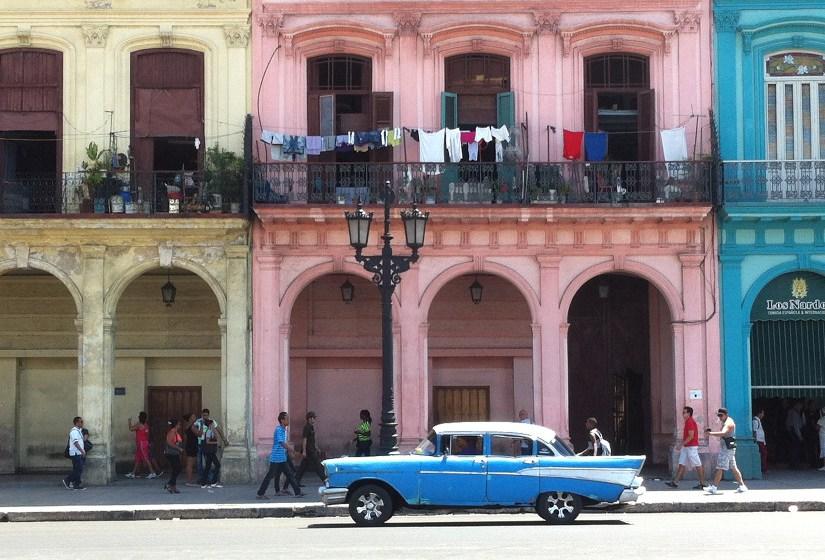 Conduire à Cuba La Havane - blog Bar à Voyages