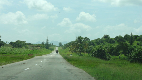 route cubaine