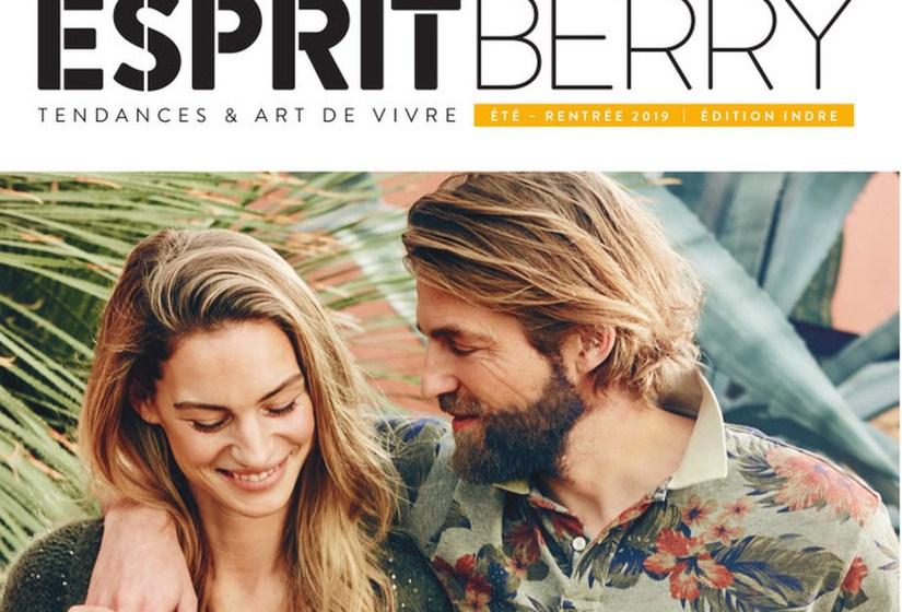 couverture-Esprit Berry N°6-blog-bar-a-voyages