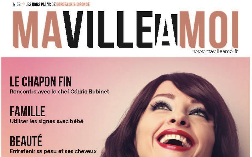 Couverture du magazine MaVilleAMoi n°53