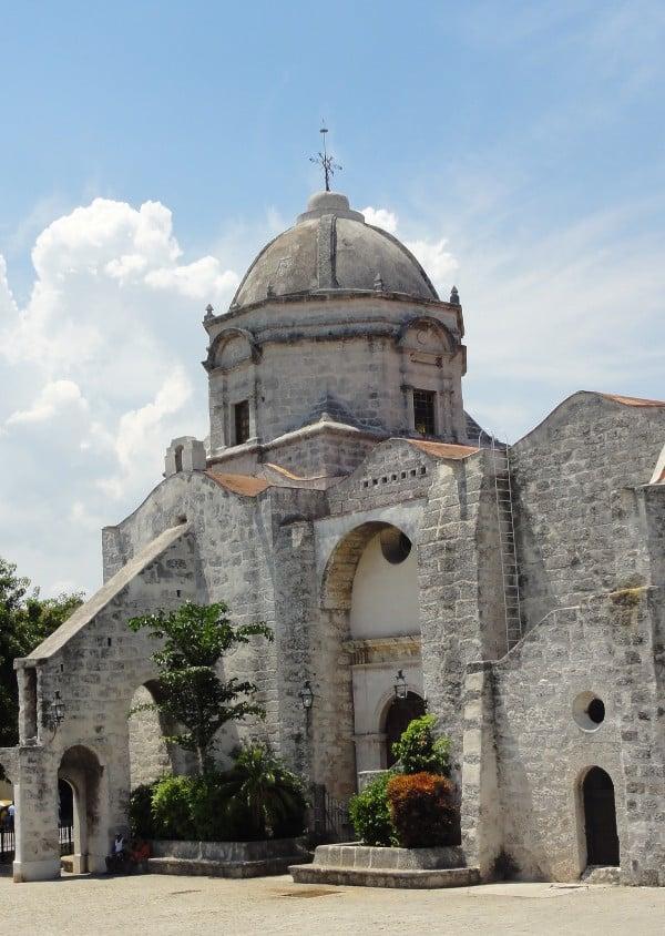 église découverte lors de mes 4 jours à La Havane