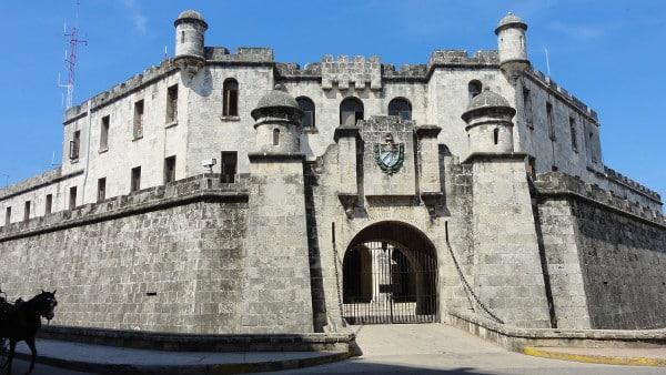 L'entrée du fort El Morro