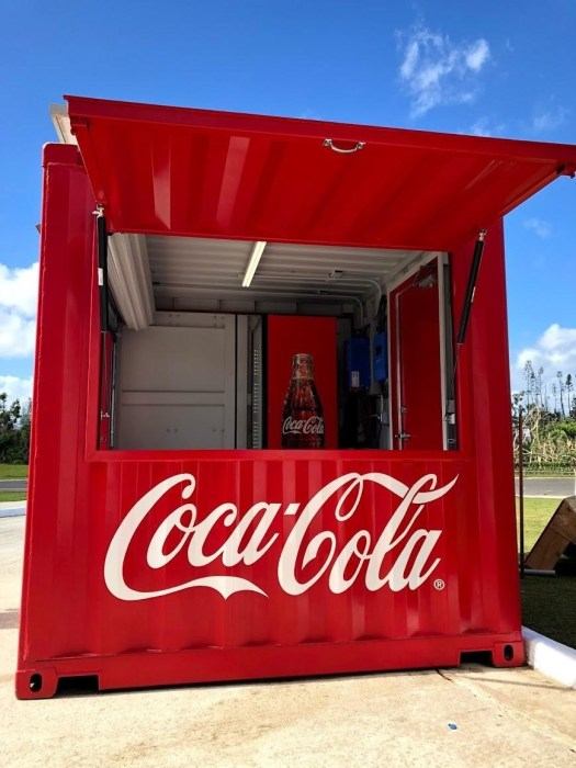 container-cola