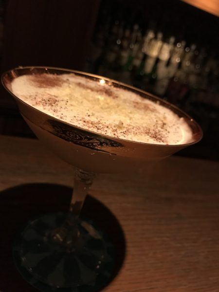 Chestnut Cocktail