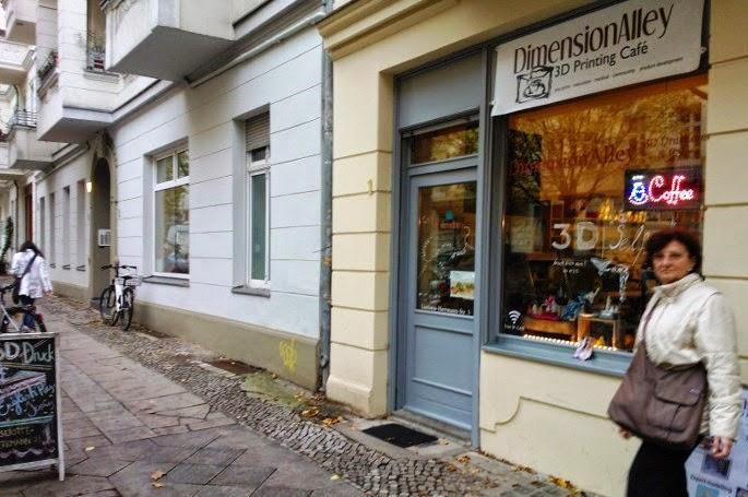 nonna bar dimension alley berlino