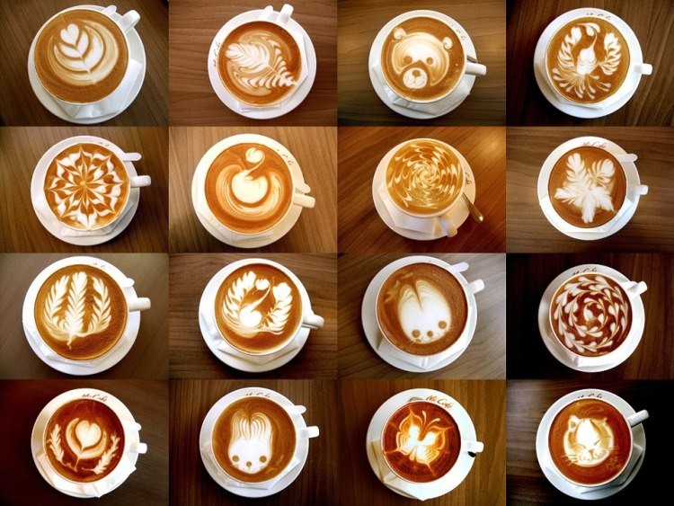 latte art bar.it