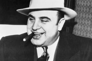 Al Capone diventò uno dei personaggi più famosi del periodo