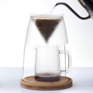 La nuova caffettiera manuale a pressione
