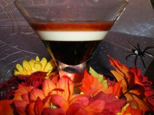 Halloween Martini... la paura si stratifica!