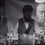 Sergey bartender del Santo Spirito