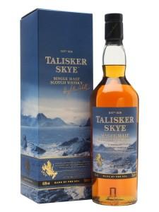 Il nuovo whisky Skye