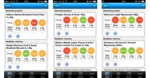 Una nuova app per leggere le etichette dei cibi