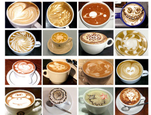 La tecnica del Latte Art vi permette di decorare il vostro cappuccino