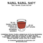 Rebel Rebel Shot