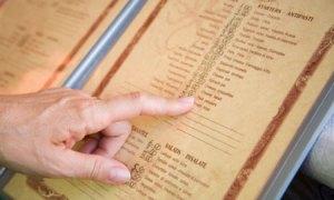 Un nuovo progetto per promuovere menù destinati ai pellegrini